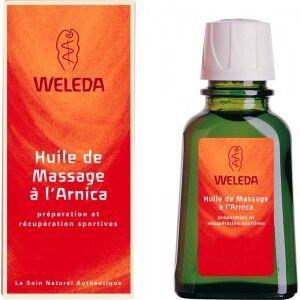 Weleda Huile de massage à l'arnica - 50 ml - Weleda