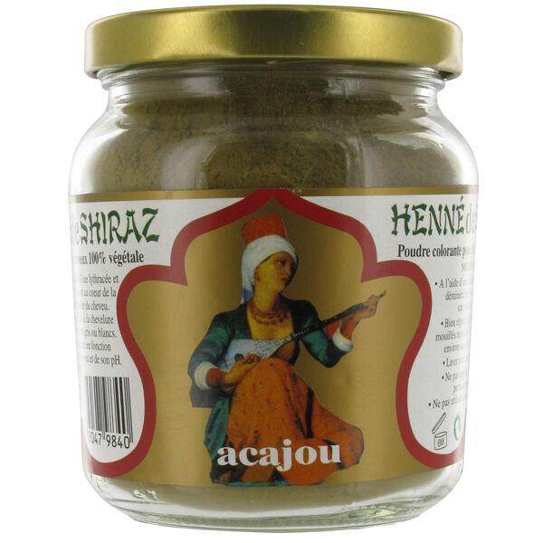 Beliflor Henné de Shiraz Acajou