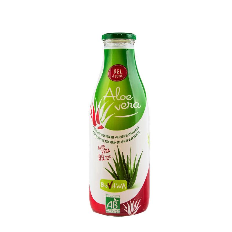 BioVit'am Gel d'Aloé vera à boire bio
