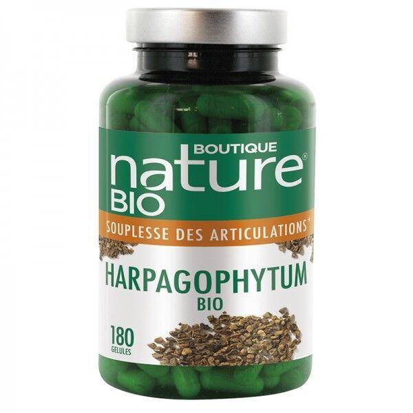 Boutique Nature Harpagophytum bio Format eco - 180 gélules végétales