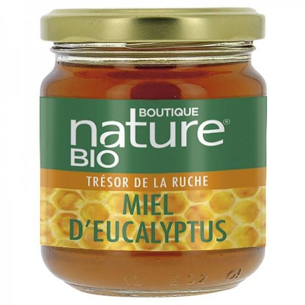 Boutique Nature Miel d'eucalyptus bio