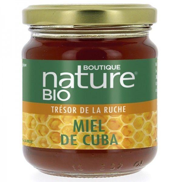 Boutique Nature Miel de Cuba bio