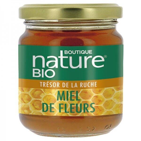 Boutique Nature Miel de fleurs bio