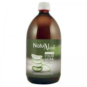 NaturAloe Pulpe d'Aloe vera bio