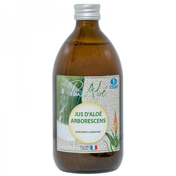 Pur Aloé Jus d'Aloé Arborescens à boire