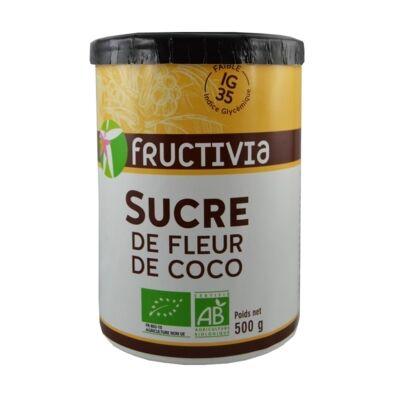 Fructivia Sucre de fleur de coco bio