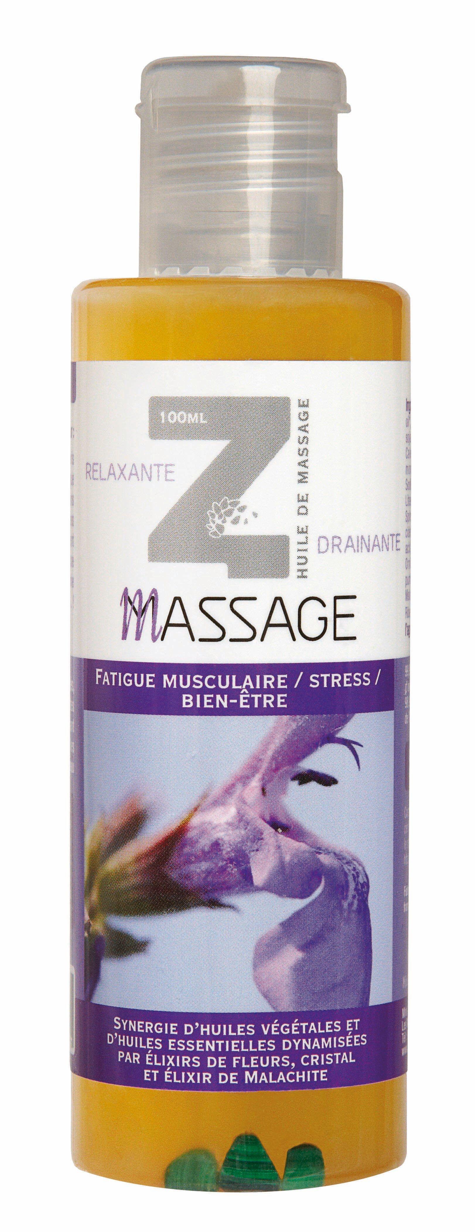 Mint-e Health Laboratoires Z-massage bio