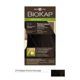 Biokap Coloration cheveux Nutricolor Delicato chatain foncé chocolat 2.9