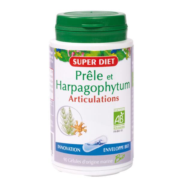 Super Diet Prêle Harpagophytum bio gélules