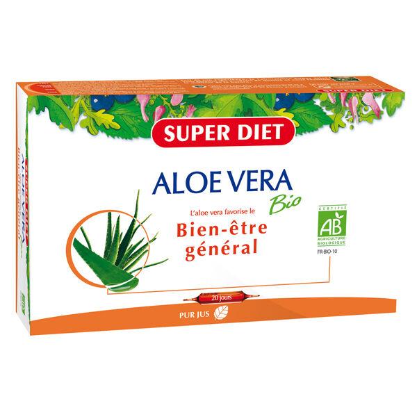 Super Diet Aloé Vera bio
