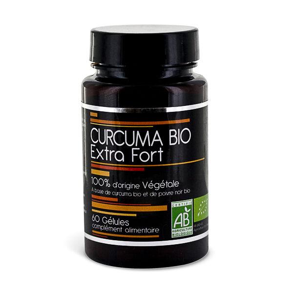 Aquasilice Curcuma bio et poivre noir bio