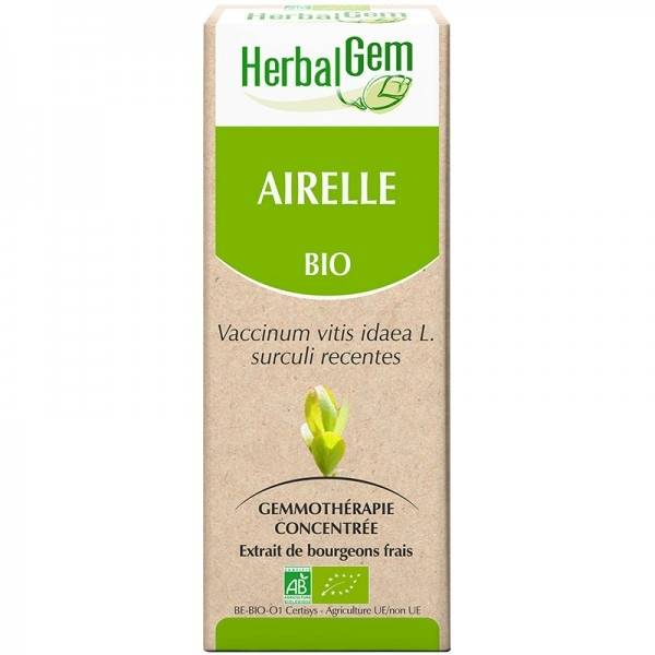 Herbalgem Airelle Bio - 15 ml - Herbalgem