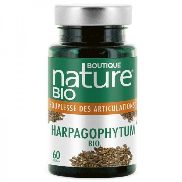 Boutique Nature Harpagophytum bio - 60 gélules végétales