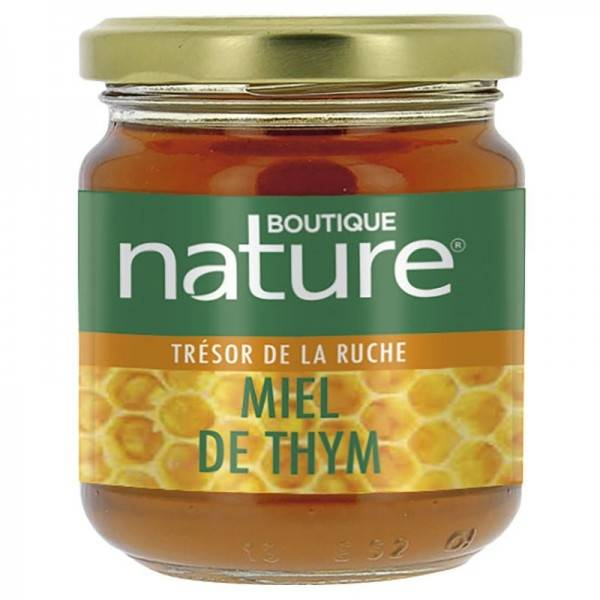 Boutique Nature Miel de thym