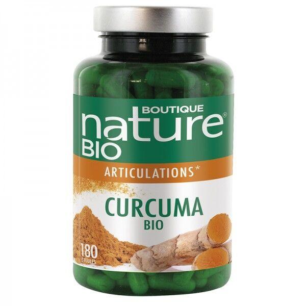 Boutique Nature Curcuma bio Format Eco