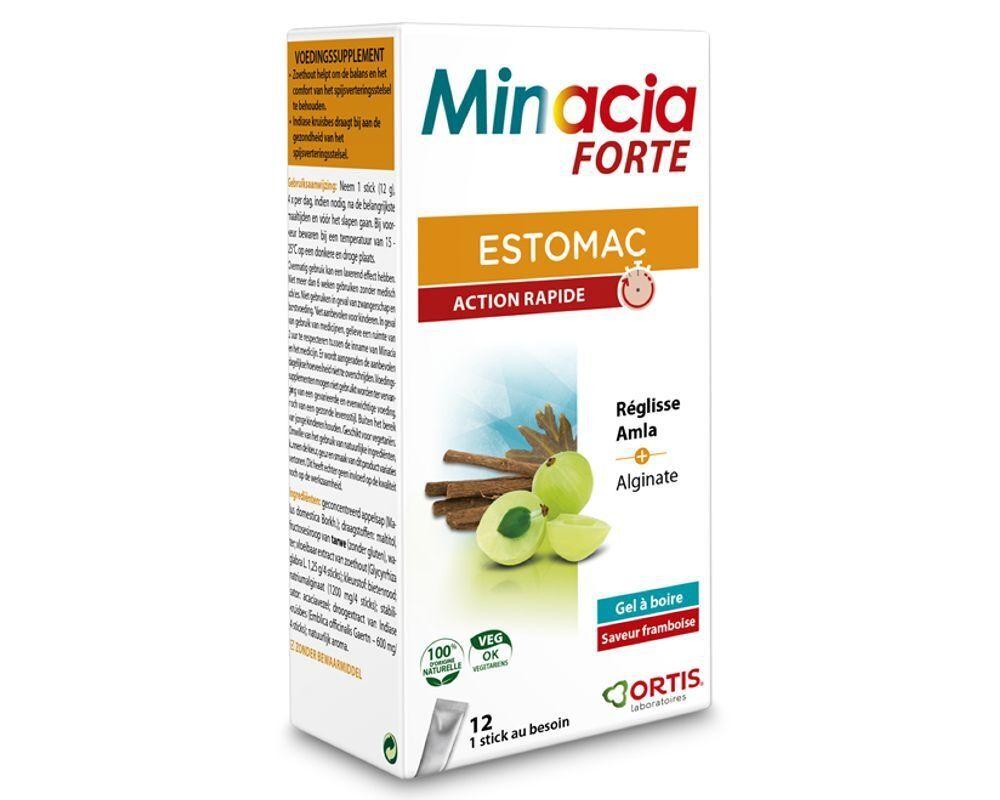 Ortis Minacia Forte gel à boire