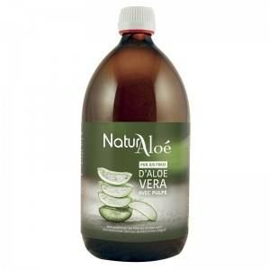 NaturAloe Pulpe d'Aloe vera bio - 500 ml