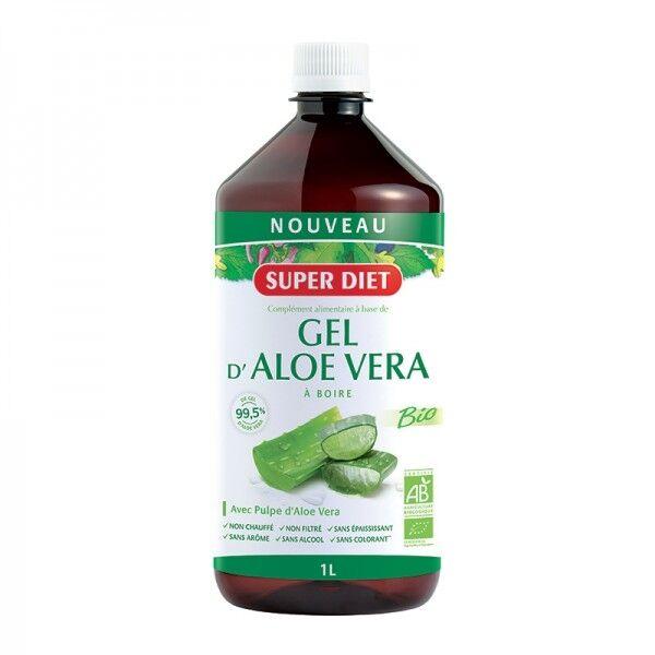 Super Diet Gel d'Aloe vera à boire bio