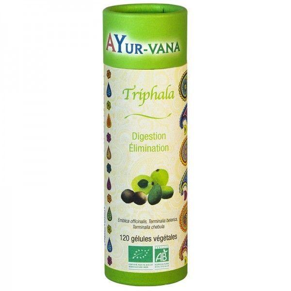 Ayur-Vana Triphala bio en gélules