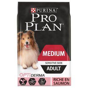 Pro Plan 14kg Medium Adult Sensitive Skin, saumon PRO PLAN - Croquettes pour... Publicité