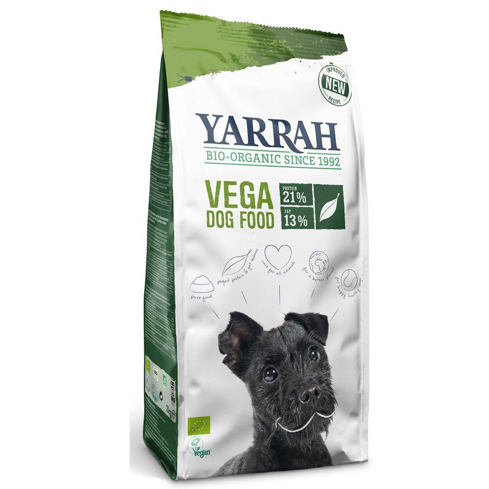 Yarrah Bio Vega, baobab, huile de noix de coco - lot % : 2 x 10 kg