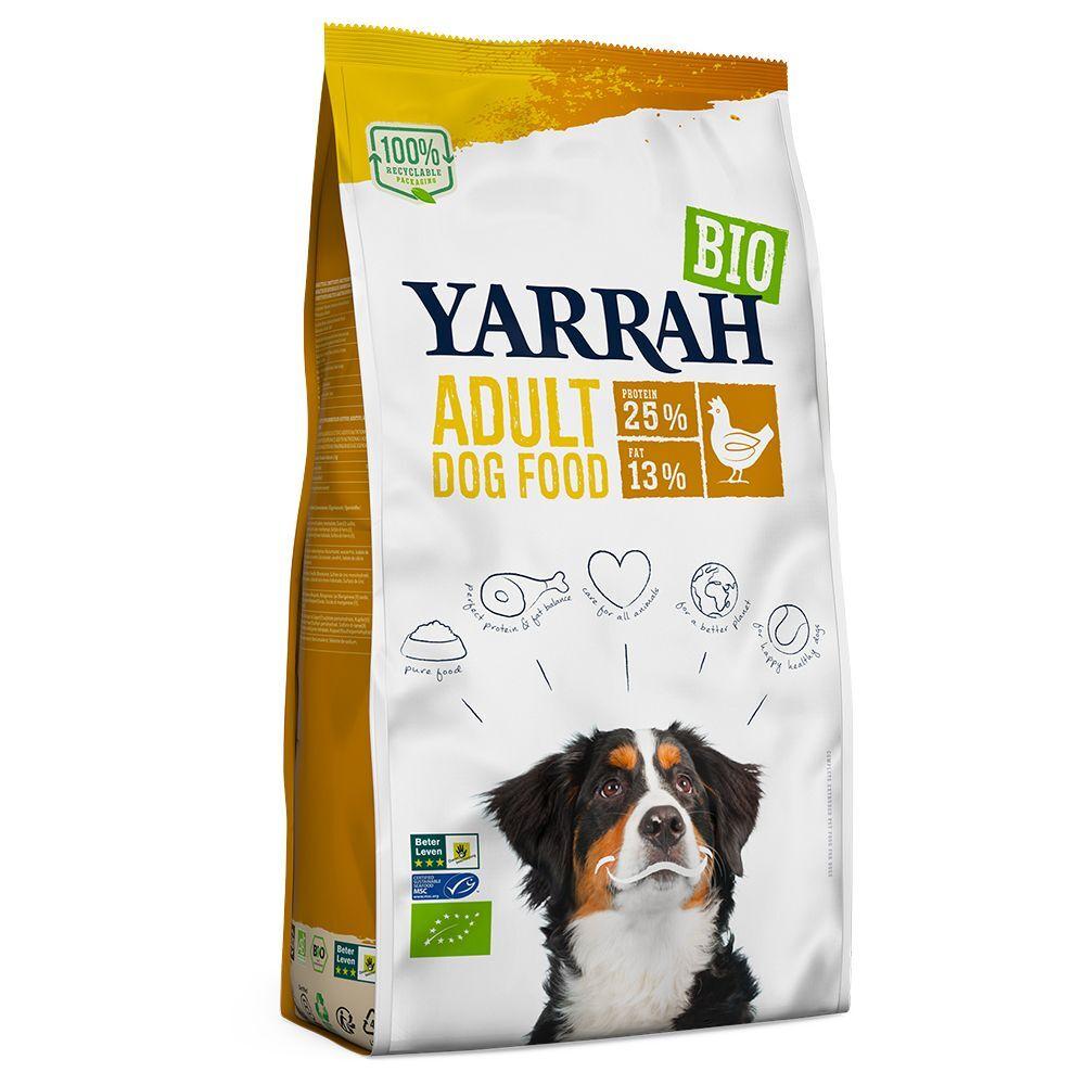 Yarrah Bio Adult poulet bio - lot % : 2 x 15 kg