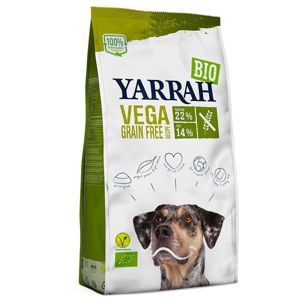 Yarrah Bio Vega sans céréales - lot % : 2 x 10 kg