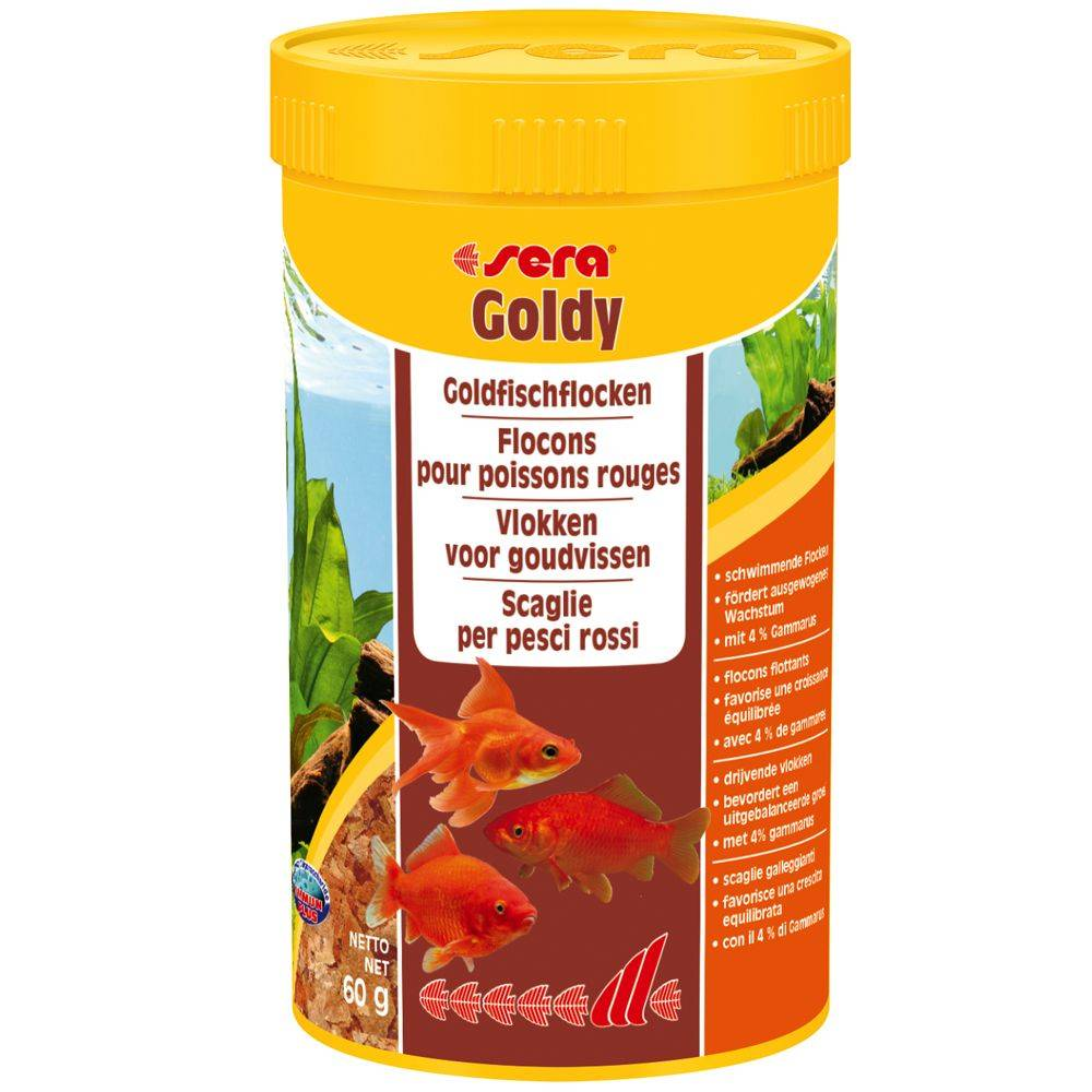 Sera Flocons Sera Goldy - 1 000 mL