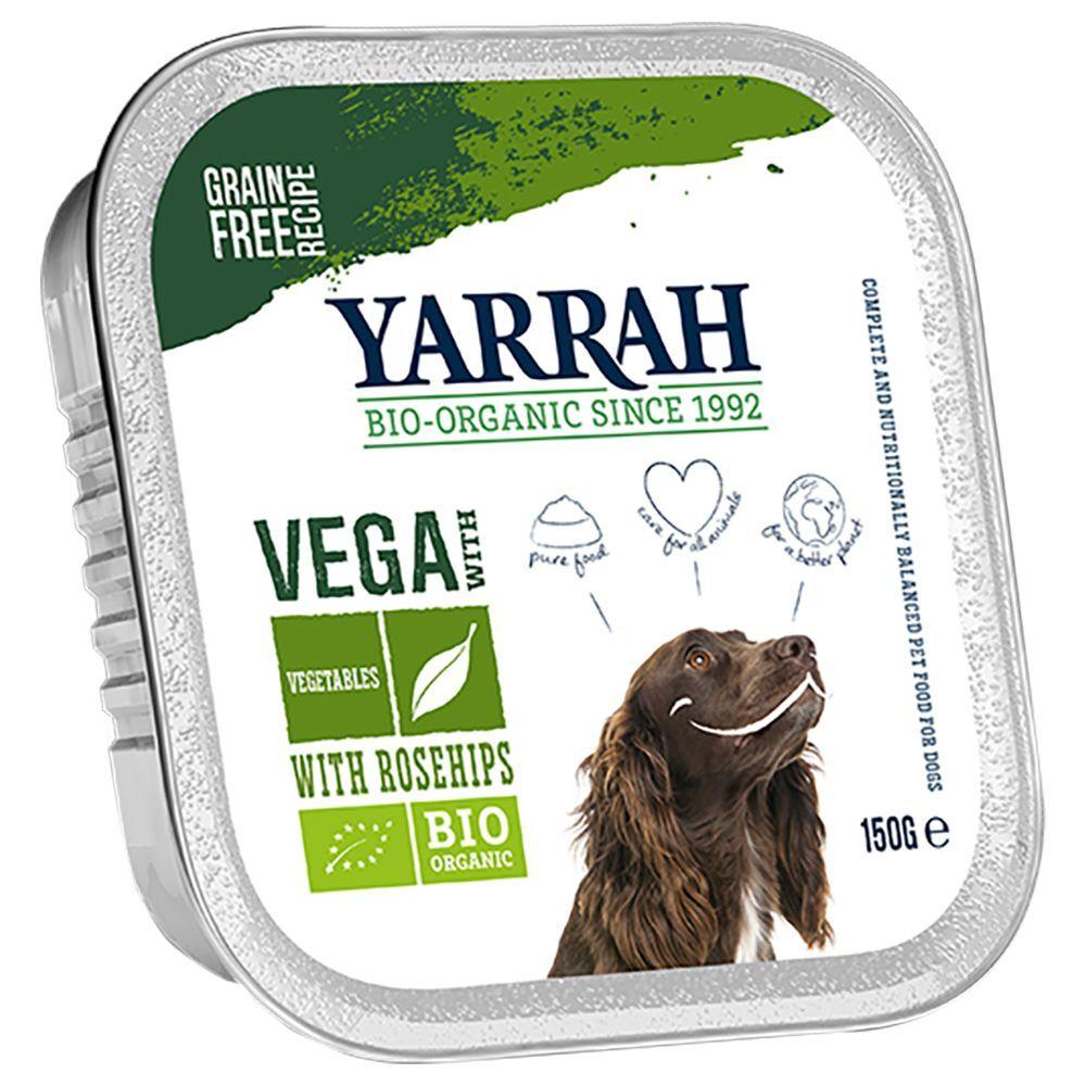 Yarrah 12x150g Yarrah Bio Chunks Vega bouchées végétariennes, légumes,...