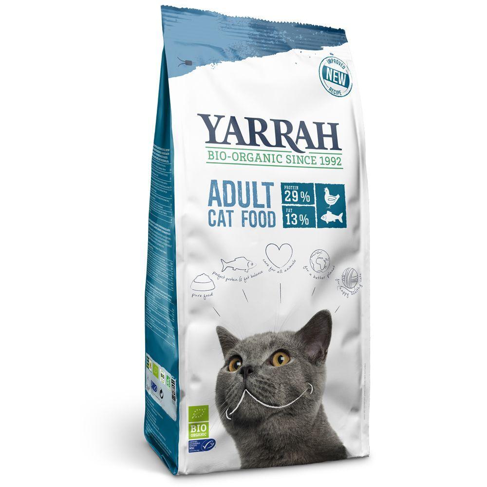 Yarrah bio, poisson - 10 kg