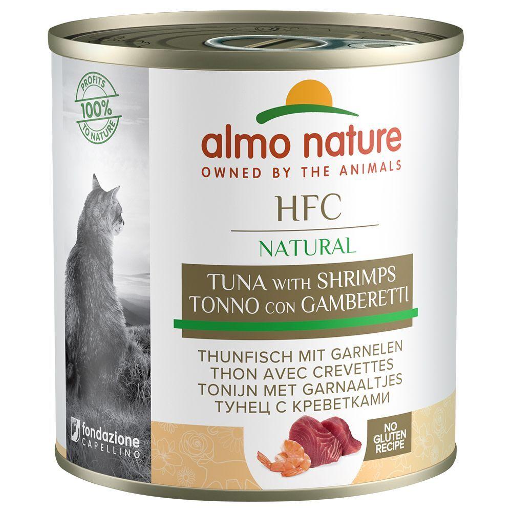 Almo Nature Classic 12x280g thon / poulet Almo Nature Classic - Nourriture pour Chat