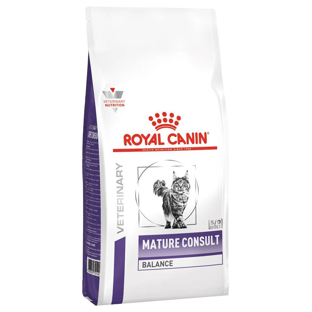 Royal Canin Veterinary Diet Royal Canin Veterinary Mature Consult Balance - 2 x 10 kg