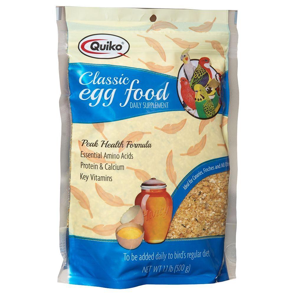 bitiba 500g Complément alimentaire à base d'œuf Quiko Bitiba - Friandises et...