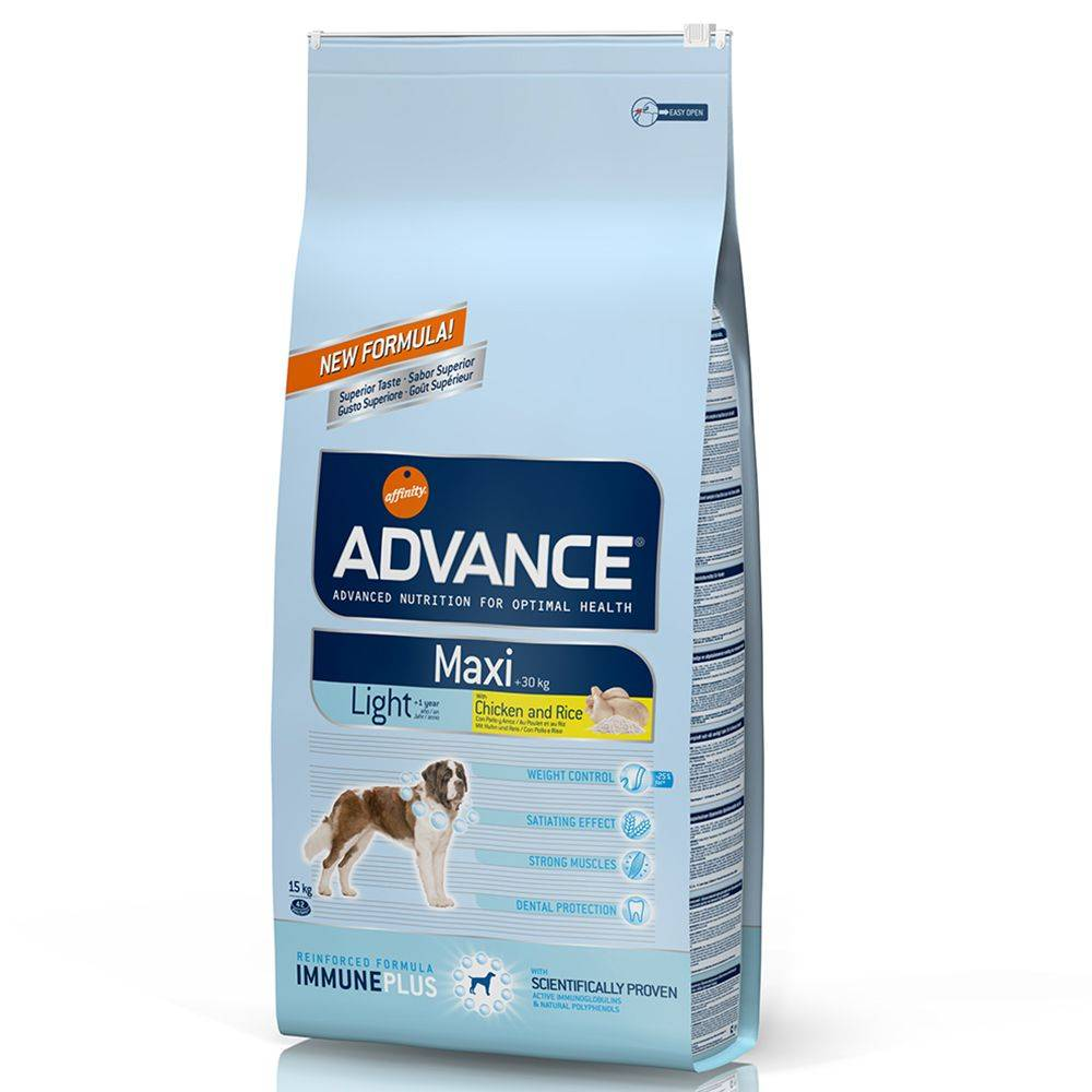 Affinity Advance Advance Maxi Light - 14 kg