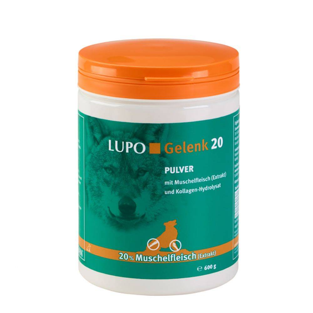 Luposan Complément alimentaire LUPO Articulations 20 en poudre - 600 g