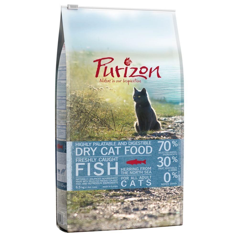 Purizon 400 g Adult, poisson Purizon Croquettes pour chat