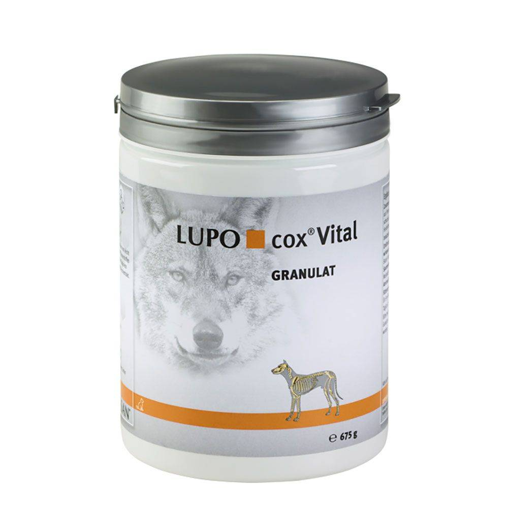 Luposan Complément alimentaire Luposan Lupocox-GRA Senior - 675 g