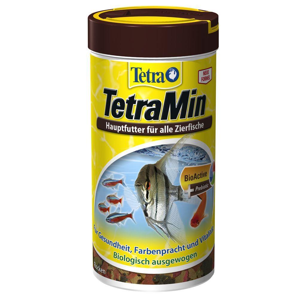 Tetra Flocons TetraMin - 1 000 mL (gros flocons)