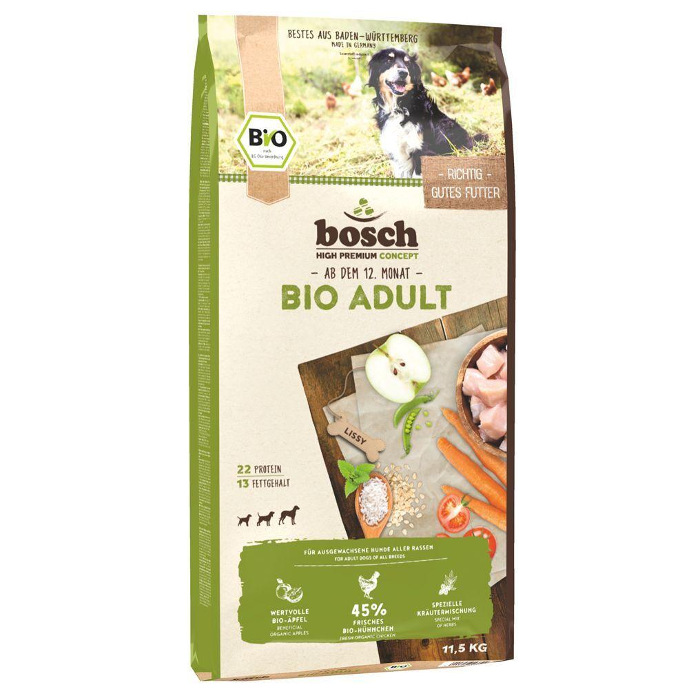 Bosch Natural Organic concept 11,5kg Bio Adult Bosch - Croquettes pour Chien