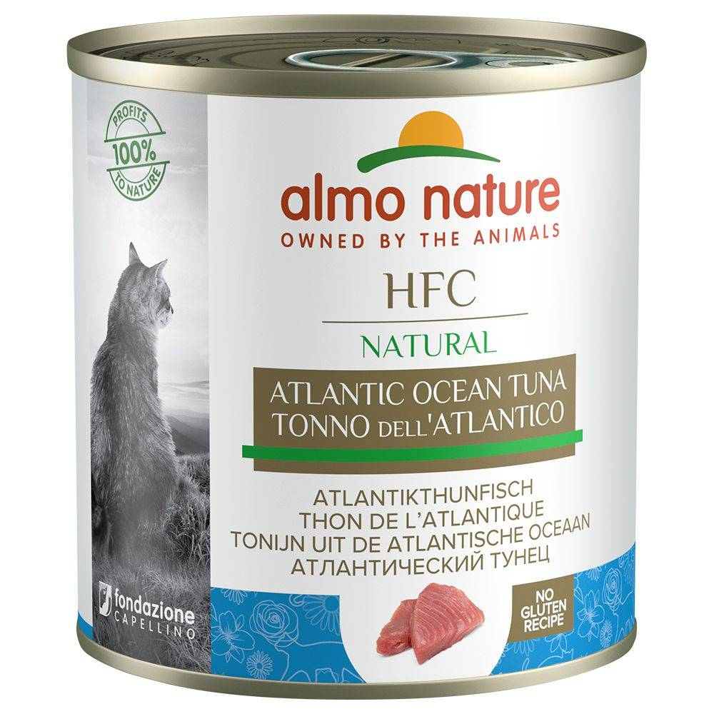 Almo Nature Classic 12x280g poulet / crevettes Almo Nature Classic - Nourriture pour Chat