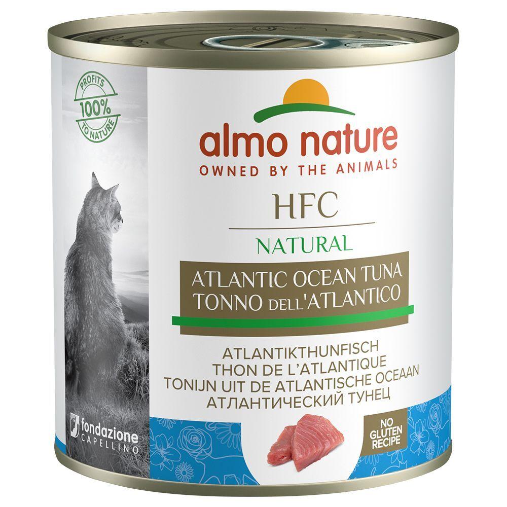Almo Nature Classic 12x280g poulet / saumon Almo Nature Classic - Nourriture pour Chat