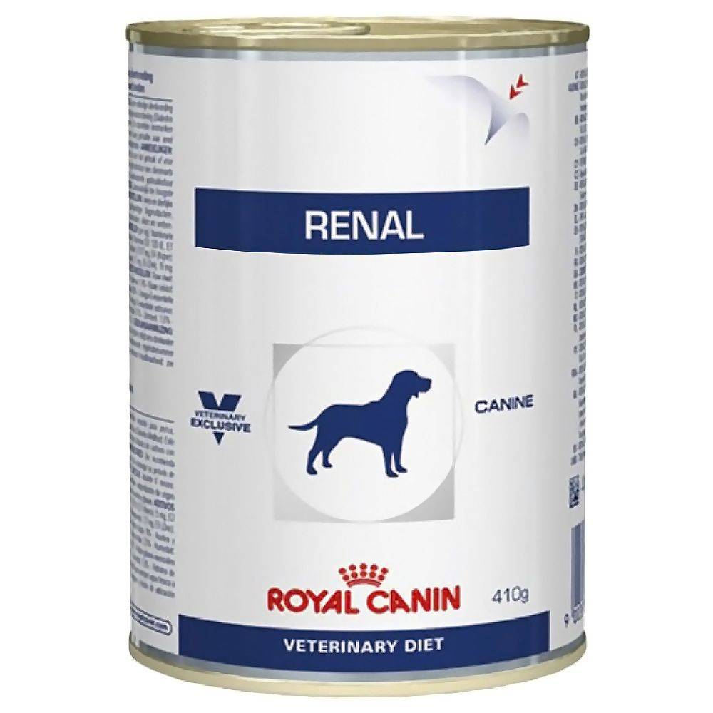 Royal Canin Veterinary Diet - Renal - lot % : 24 x 410 g