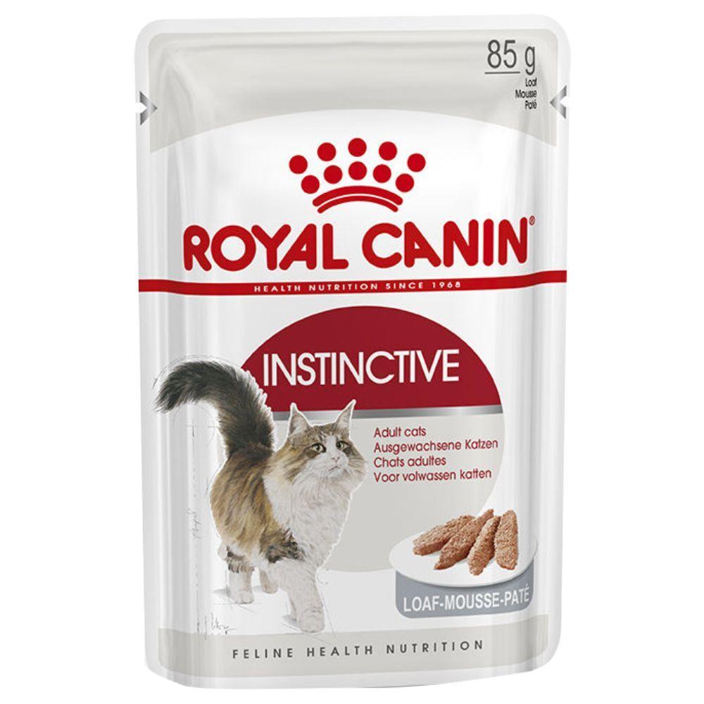 Royal Canin Lot Royal Canin 24 x 85 g - Ultra Light en sauce