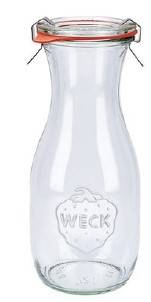 Bouteille 53 cl Weck