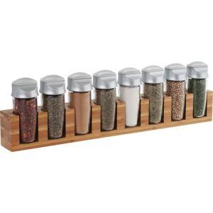 Lebrun Support à épices de 8 bouteilles BAMBOU - Publicité
