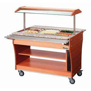 Bartscher Chariot buffet chaud, 3x1/1GN, 150 - Publicité