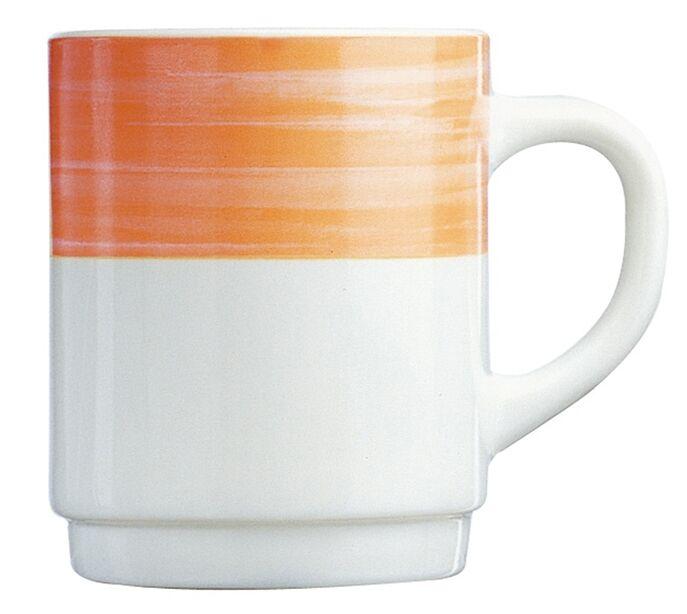 Lebrun Bock 25 cl orange BRUSH