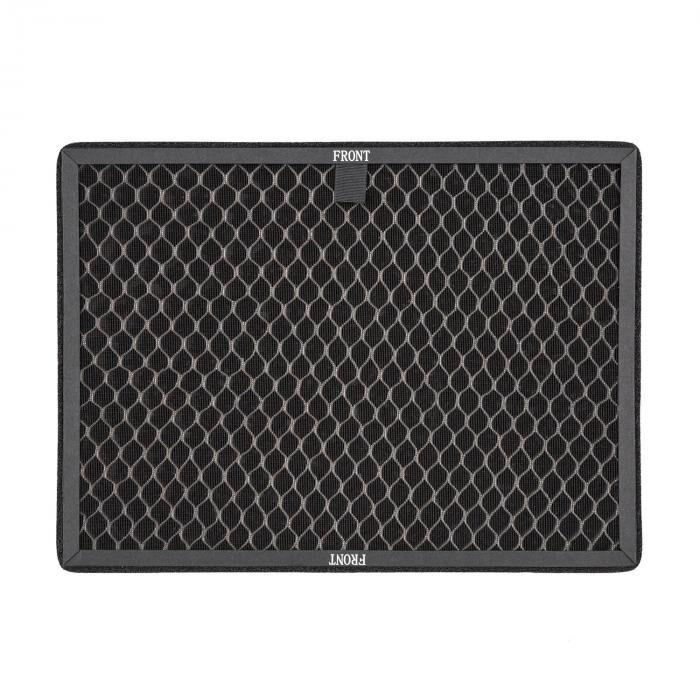 Klarstein Filtre à charbon actif pour déshumidificateur d'air Drybest 35 28,5 x 21,5 cm