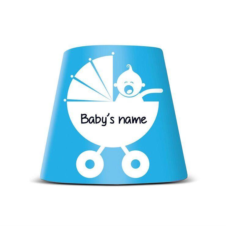Fatboy Accessoire luminaire Fatboy COOPER CAPPIE-Abat-jour Baby Boy pour lampe Edison The Petit Ø16cm Bleu