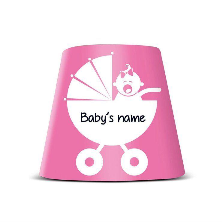Fatboy Accessoire luminaire Fatboy COOPER CAPPIE-Abat-jour Baby Girl pour lampe Edison The Petit Ø16cm Rose